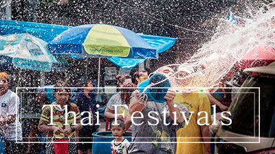 Thailand: Festival and celebrations!