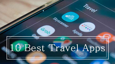 The 10 best travel apps!