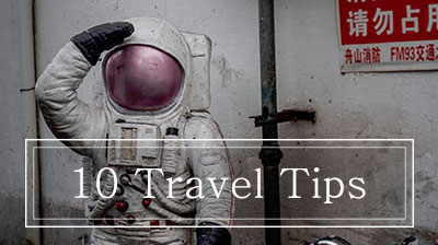 10 essential travel tips +1