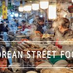 Lo street food in Corea del Sud